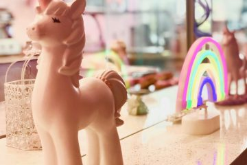 Unicorn Magical Dessert Bar