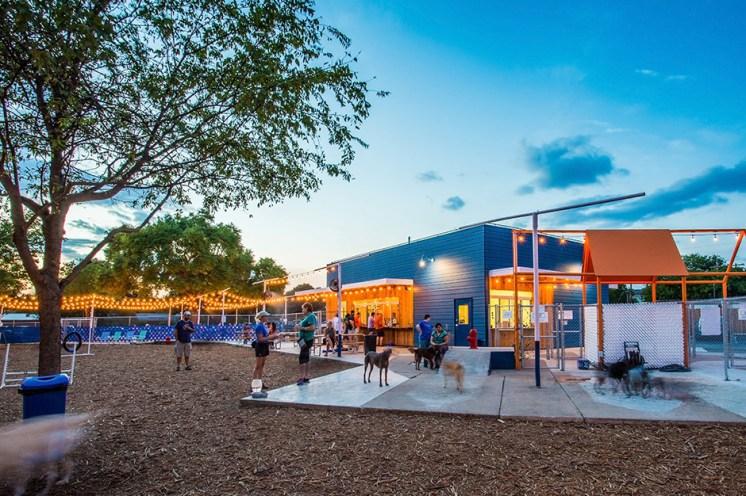 Yard Bar Austin