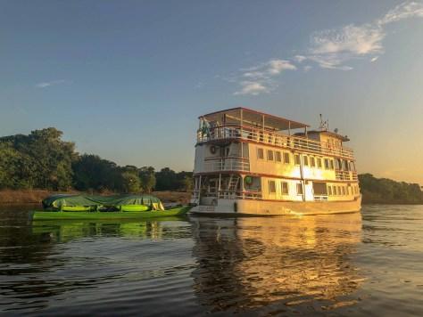 Pirana Boat