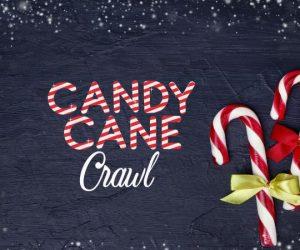 Candy Cane Crawl at Aldrich St.