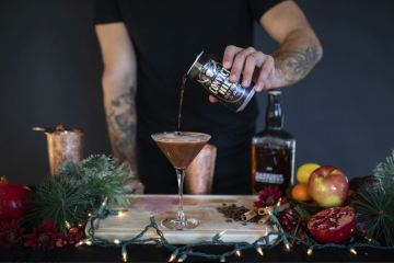 holiday cocktail recipe 1