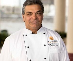 Chef Mark Dayanandan - The Driskill
