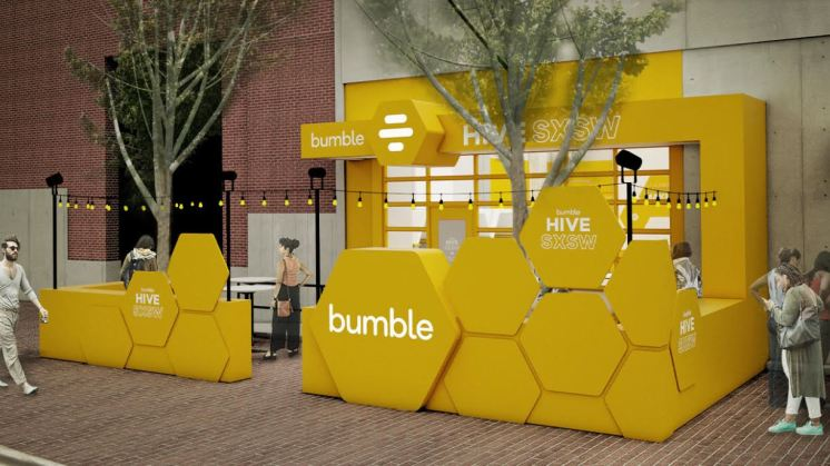 Bumble Hive rendering