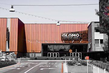 Alamo drafthouse lamar