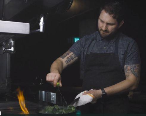Chef Gabe Erales