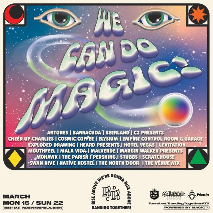 we can do magic