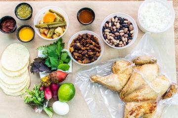 comedor meal kit