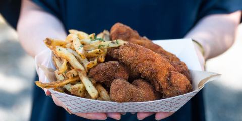 fowl mouth food truck