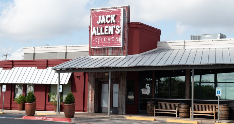 Jack Allen's anderson