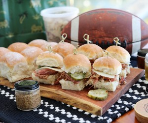 Easy Tiger Tailgating