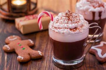 Hot cocoa Christmas