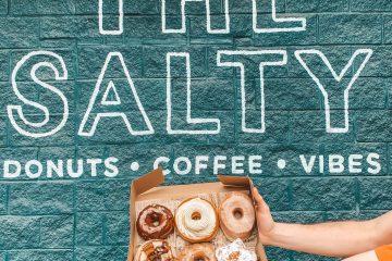Salty Donut
