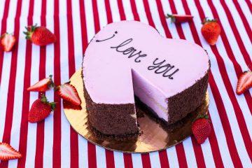 Lick Ice Cream cake