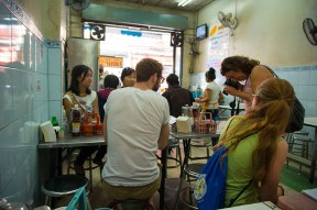 Our second food tour stop