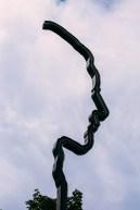 Georg Elser Memorial, he tried to blow up Hitler.