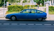 Funky looking car