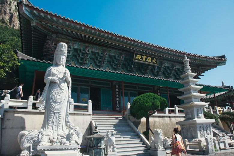 Sanbanggul Temple
