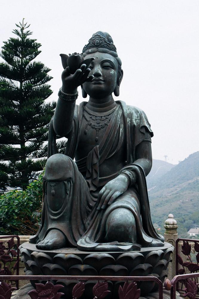 One of the six Devas