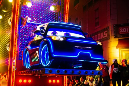 Cars Float