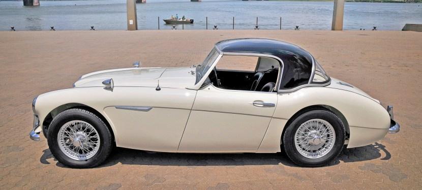 1959 Austin-Healey 3000, series BN7