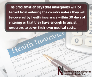 Can The U.S. Government Deny a Visa if You Don't have Health Insurance - Nanthaveth & Associates