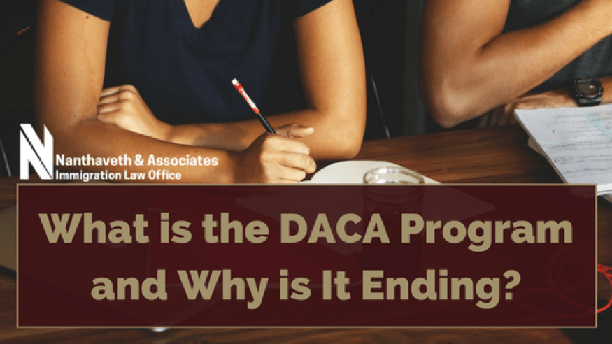 What is the DACA Program and Why is It Ending?
