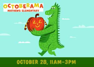 Octoberama @ Matthews Elementary
