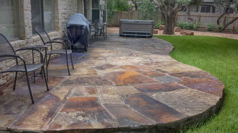 Oklahoma patio