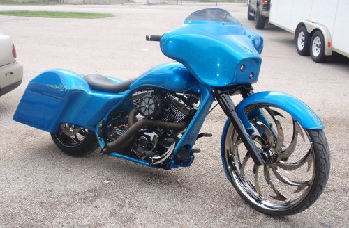Southern Metal Choppers Customizing Bikes In Austin For