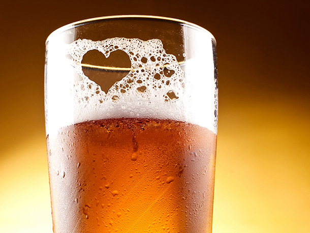 Beer Will You Be My Valentine