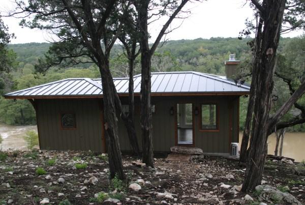 Blanco River Cabin