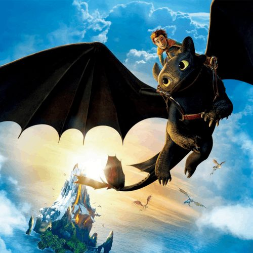 Movies in the Park: How to Train Your Dragon