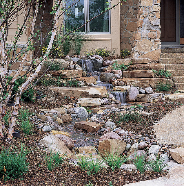 Ponds And Pondless Water Features For Sale - The Pond ... on Front Yard Waterfall Ideas id=62892
