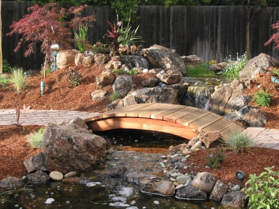 Ponds And Pondless Water Features For Sale - The Pond ... on Front Yard Pond  id=92204