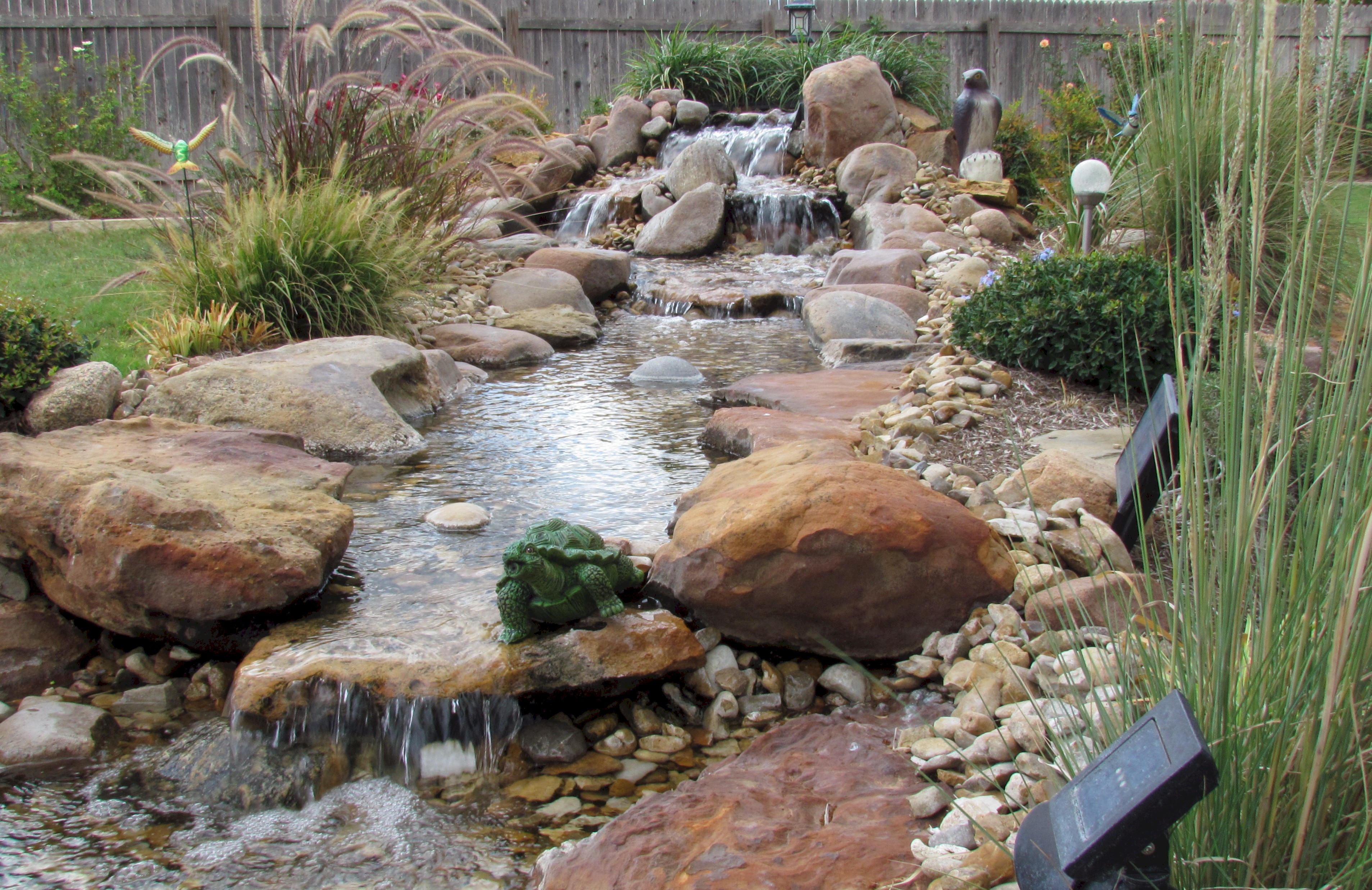 Ponds And Pondless Water Features For Sale - The Pond ... on Small Backyard Pond With Waterfall  id=69007