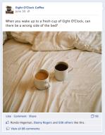 Eight O'Clock Coffee, Post 3