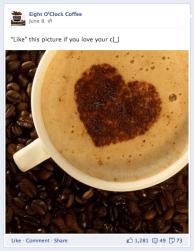 Eight O'Clock Coffee, Post 6