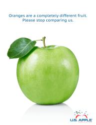 U.S. Apple Association, Ad 1