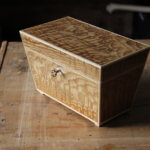 Ash and Rosewood Box by Aspen Golann