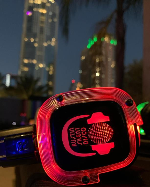 Austin Silent Disco at The W Hotel