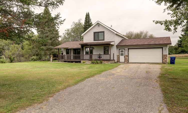 Just Listed – 4612 Woodland Rd, Rosholt