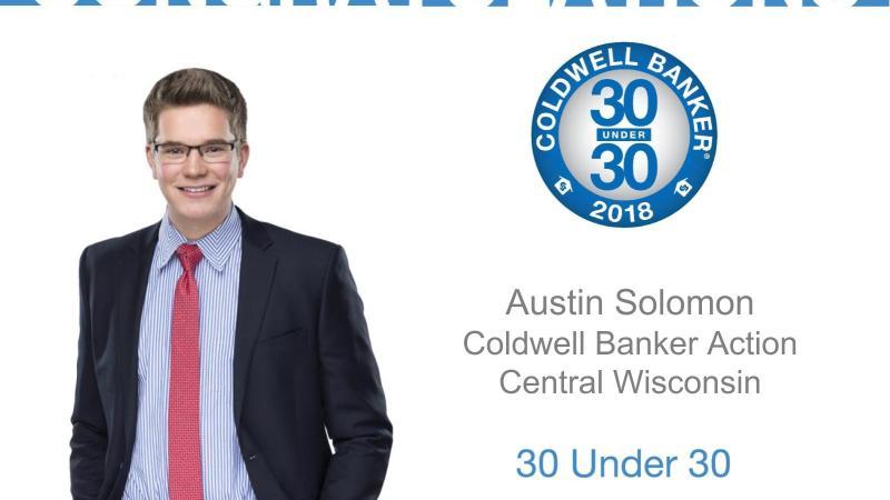 Coldwell Banker – 30 Under 30 Award
