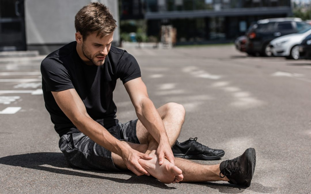 Are your feet sore at the end of the day?