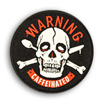 """Woven Patch: <br><p style=""""font-size: 11px;"""">Woven Patches are made up of thinner<br> threads to achieve a superior level of detail.<br> Classic Merrowed Border only Sew-On,<br> Iron-On, Peel & Stick or Hook & Loop Backing</p>"""