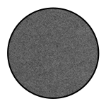 """Felt <br><p style=""""font-size: 11px;"""">This material is made from agitating<br> wool and may feature a smooth or """"hairy"""" <br>texture depending on the breed of sheep.</p>"""