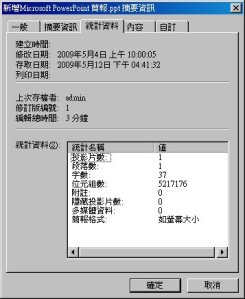powerpoint字數統計 | Bimetal shaddock