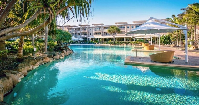 Peppers Resort at Kingscliff, NSW, Australia
