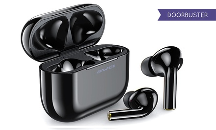$35 for Awei T29 True Wireless Earbuds Bluetooth 5.0 with Mic Touch Control (Don't Pay $119)