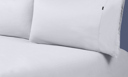 From $35 for a 100% Egyptian Cotton 1000TC Fitted Sheet Set