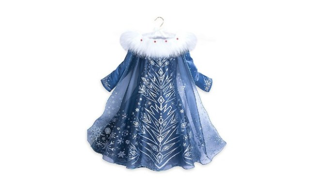 Frozen Inspired Dress with Cape: One ($25) or Two ($45)